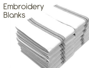 Embroidery Blanks